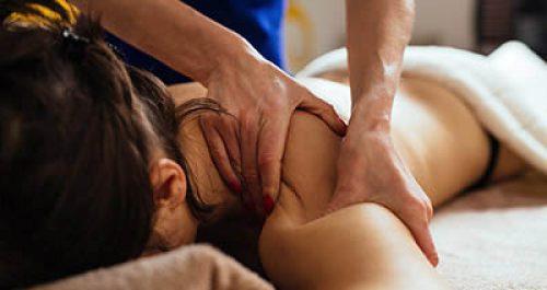 Masaż leczniczy lub sportowy