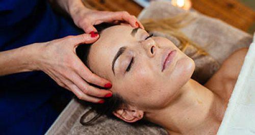 Ajurwedyjski masaż twarzy