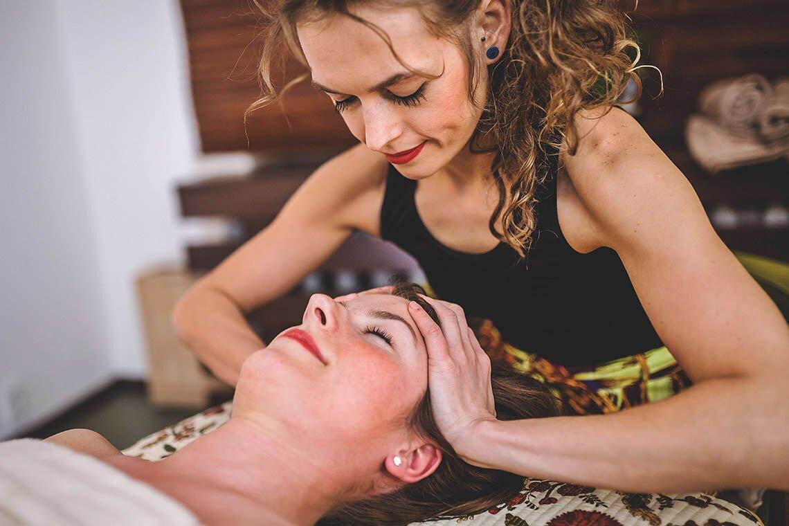 Mukhaabyanga - Ajurwedyjski masaż twarzy