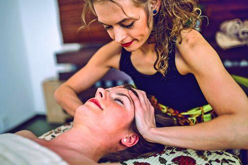 Mukhaabyanga - masaż twarzy i głowy
